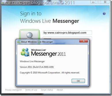 windows live messenger 2010 gratuit clubic